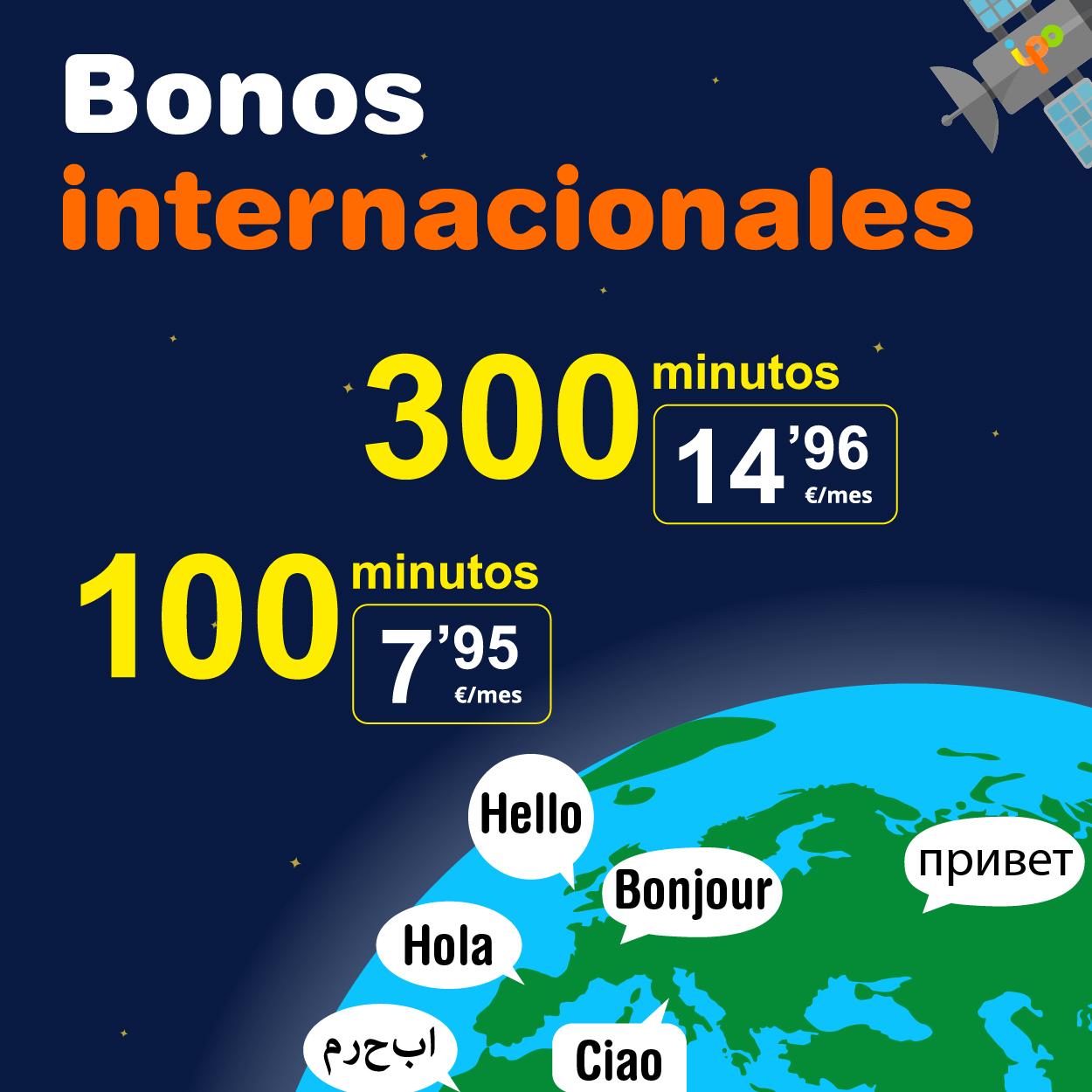 Bono internacional