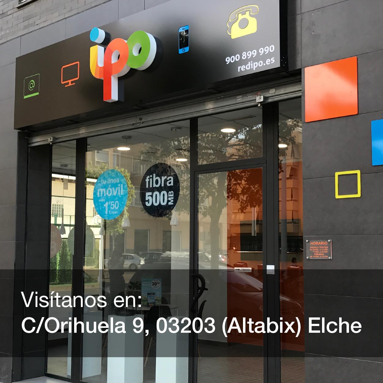 5d66d138d38 Conoces la tienda de ipo en Elche? ¡Visítanos! - Blog ipo networks