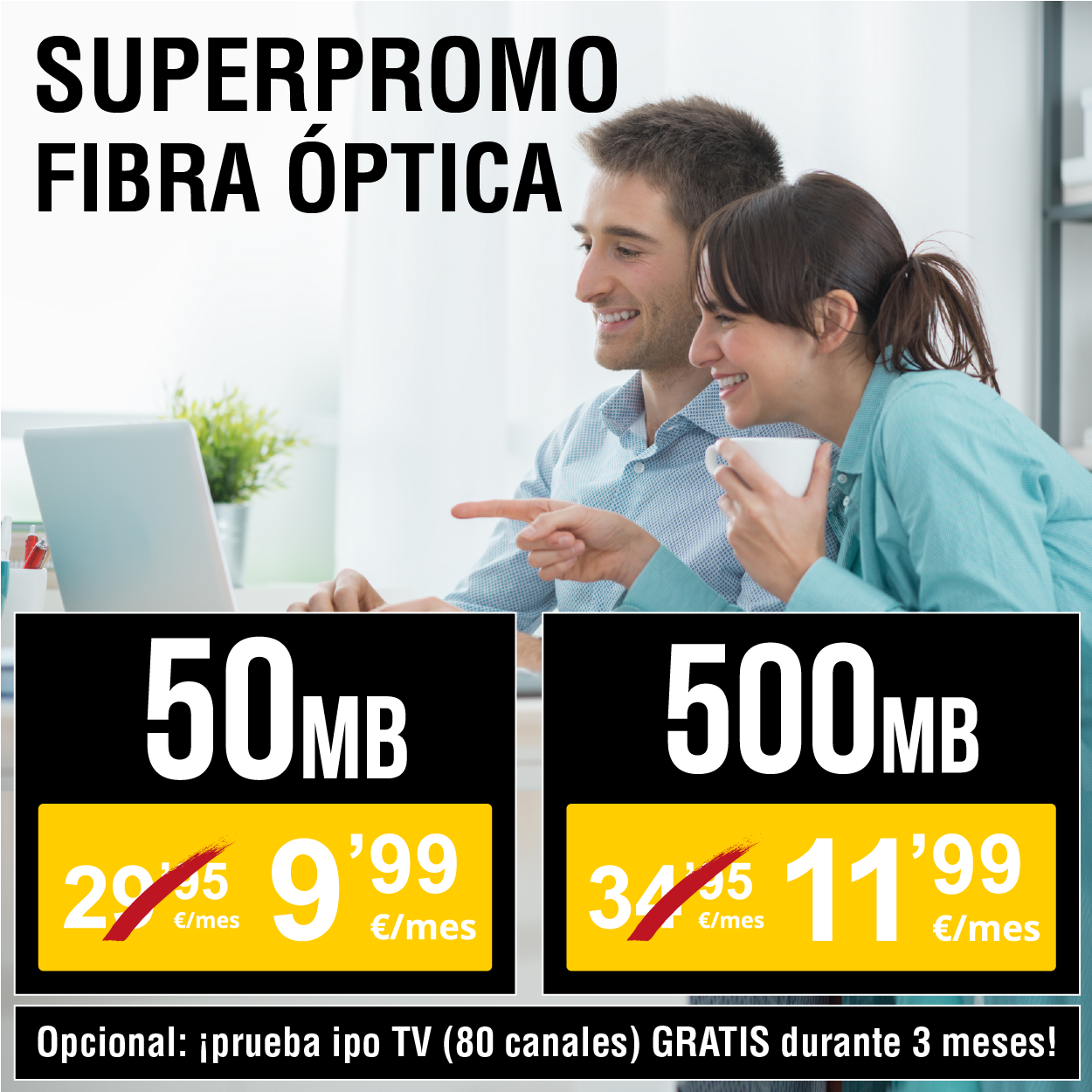 superpromo fibra optica en ipo
